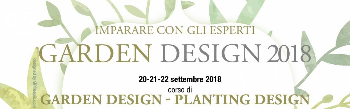 Corso di garden design planting design casalta sas for Corso di fashion design
