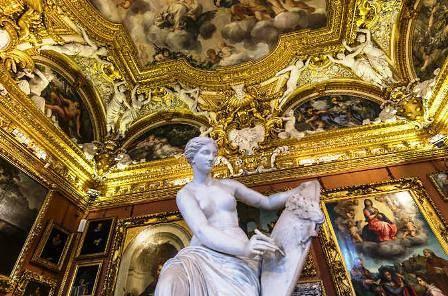 Galleria palatina nuove visite guidate palazzo pitti for Palazzo pitti orari