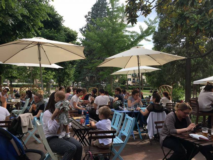 Concerto trio vesuvio giardino dell 39 orticoltura eventi a for Giardino orticoltura firenze aperitivo